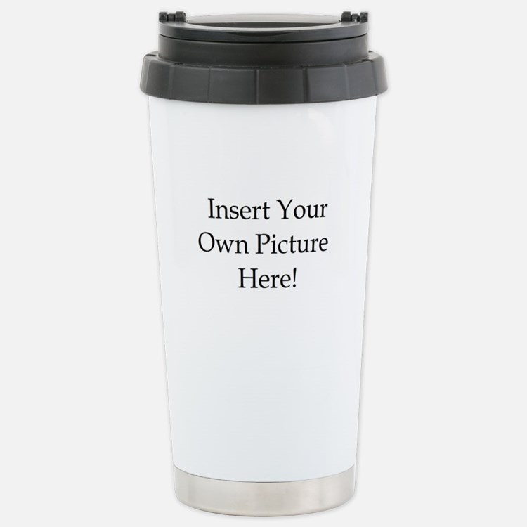 Upload your own picture Thermos Mug