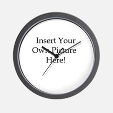 Upload your own picture Wall Clock