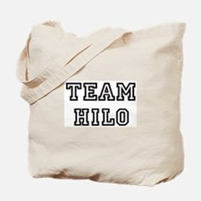 Team Hilo Tote Bag