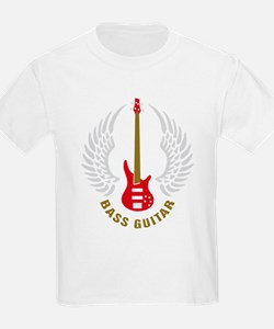Unique Bass guitar T-Shirt