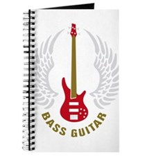 Unique Bass player Journal