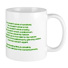 PSAAdvertisement Small Mugs