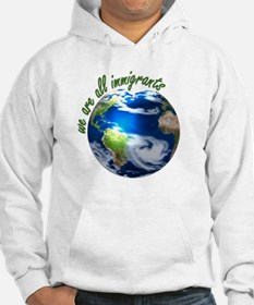 Humanist Approach to Immigration Jumper Hoody