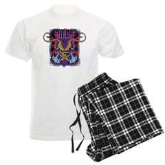 Savage Skull Mutant Style Pajamas