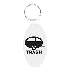 Trailor Trash Keychains