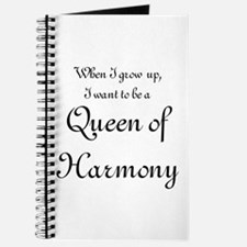 I want to be a Queen Journal