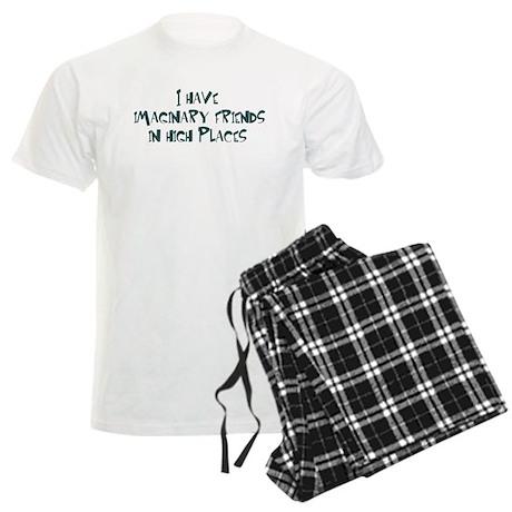 Imaginary Friends Men's Light Pajamas