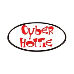 Cyber Hottie Patches