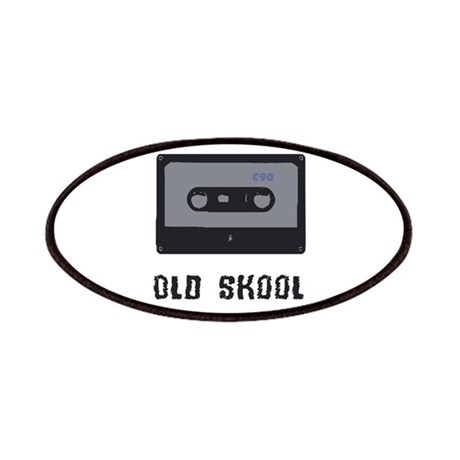 Old Skool - Cassette Patches