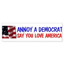 SO WHO AM I ? - Bumper Sticker