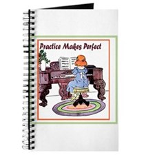 Practice Makes Perfect Journal