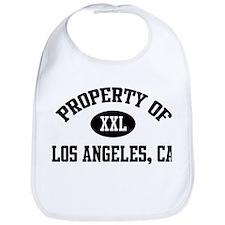 Property of Los Angeles Bib