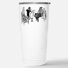 Cat Music Travel Mug