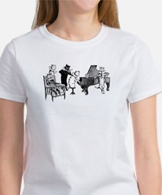 Cat Music Women's T-Shirt