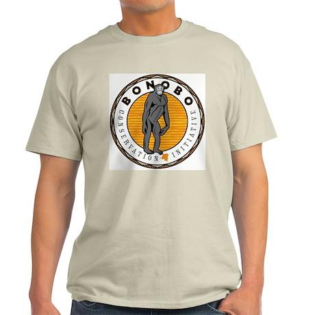 Bonobo Ash Grey T-Shirt