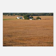 """""""Inland Island"""" Postcards (Package of 8)"""
