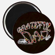 Grateful Dad - Magnet