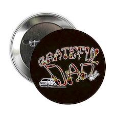 """Grateful Dad - 2.25"""" Button"""
