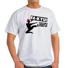 FA-KYU: Scottish Martial Arts T-Shirt