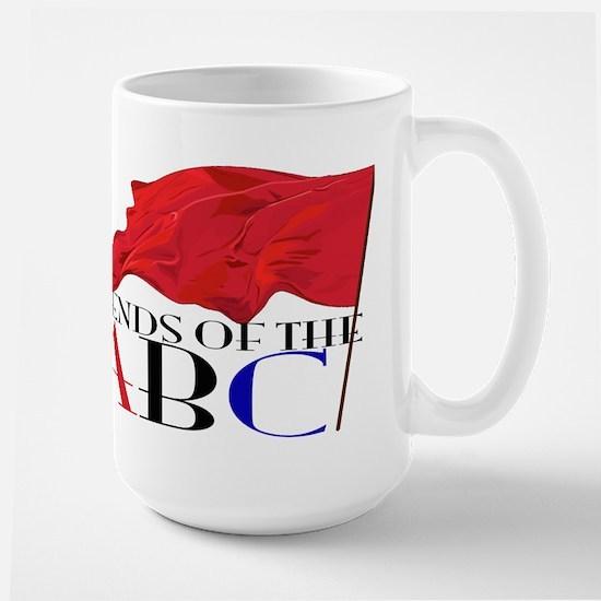 Friends of the ABC Large Mug