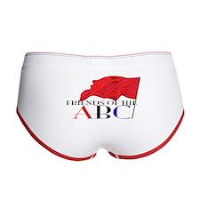 Friends of the ABC Women's Boy Brief