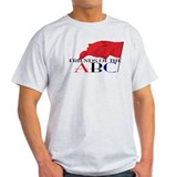 Friends of the abc Mens Light T-shirts