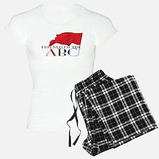Friends of the ABC pajamas