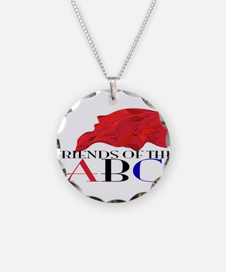 Friends of the ABC Necklace