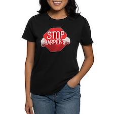 Stop Harper 2011 Tee