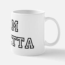 Team Marietta Mug