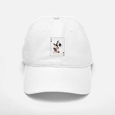 Queen of Clubs Pin-up Baseball Baseball Cap