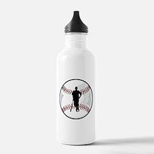 Baseball Catch Water Bottle