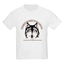 Kids Halloween Tam T-Shirt