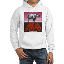 There is a rhino loose in the Hoodie