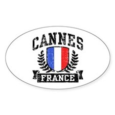 Cannes France Decal