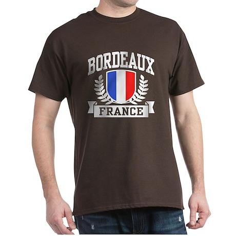 Bordeaux France Dark T-Shirt