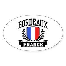 Bordeaux France Decal