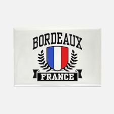 Bordeaux France Rectangle Magnet