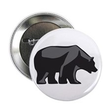 """Cute Mountain grizzly 2.25"""" Button (10 pack)"""