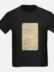 10 Commandments T