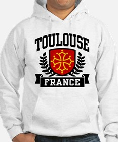 Toulouse France Hoodie