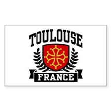 Toulouse France Decal
