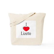Lizette Tote Bag