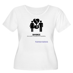 Divorce (CCQ) T-Shirt