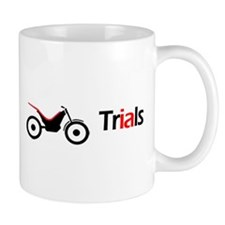 trials bike Mugs