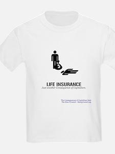 Life Insurance (CCQ) T-Shirt