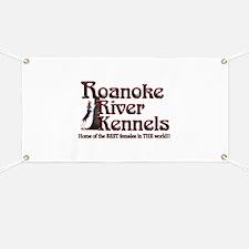 Roanoke River Banner