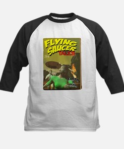 Flying Saucer Tales Fake Pulp Tee