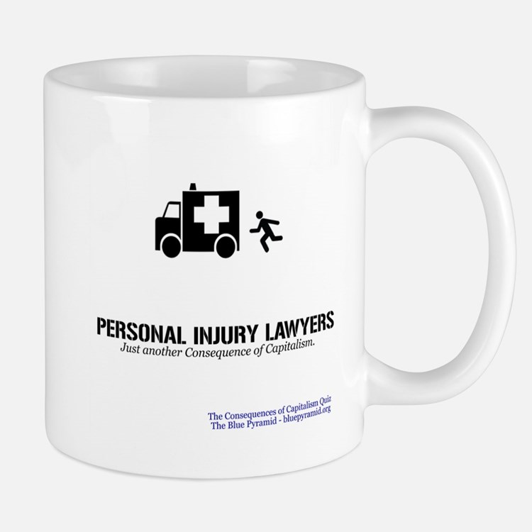 Personal Injury Lawyers (CCQ) Mug