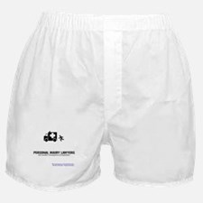 Personal Injury Lawyers (CCQ) Boxer Shorts